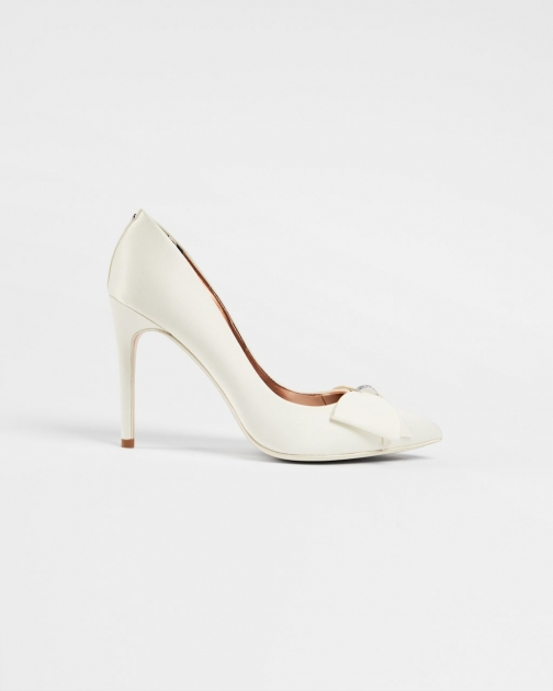Ted Baker Bow Detail Shoes Court