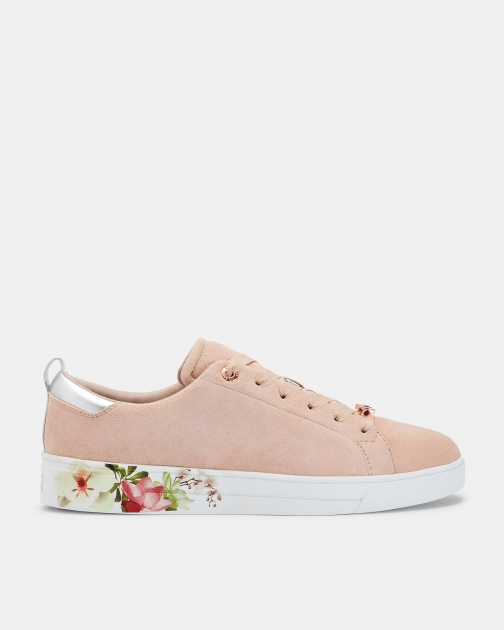 Ted Baker Low Top Lace Trainer