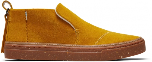 Toms Butternut Suede Women's Paxton Slip-Ons Shoes