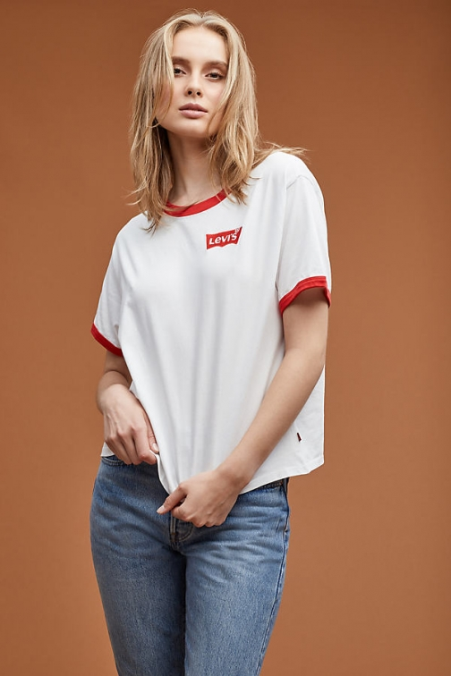 Levi's Graphic Ringer Tee T-Shirt