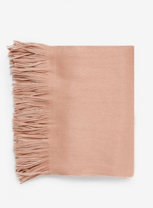 Dorothy Perkins Womens Blush Super Soft - Pink, Pink Scarf
