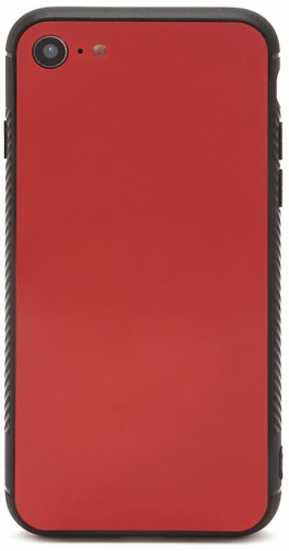 Forever21 Forever 21 Solid Grip-Trim For IPhone 7/8 , Red Case