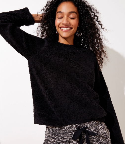 Loft Fleece Sweatshirt