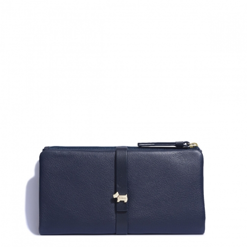 Radley West View Large Bifold Matinee Purse