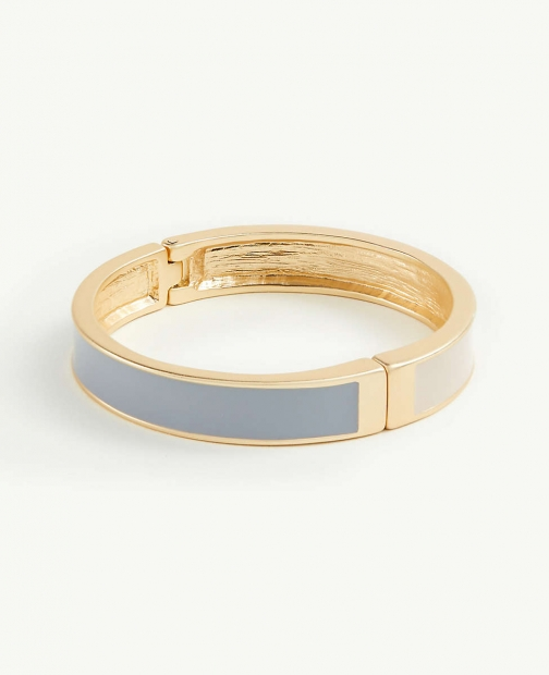 Ann Taylor Enamel Bangle Bracelet