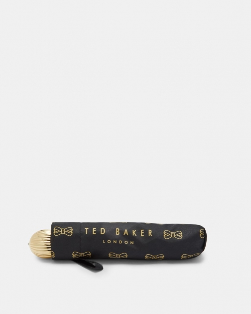 Ted Baker Bow Embossed Umbrella