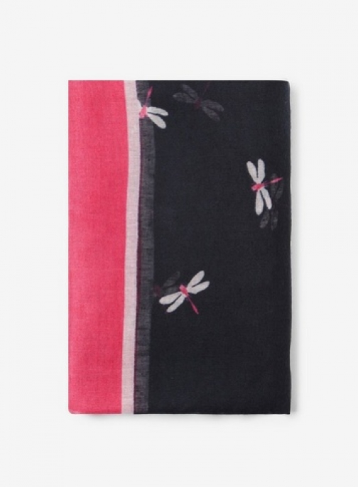 Dorothy Perkins Trees For Cities Dragonfly Scarf