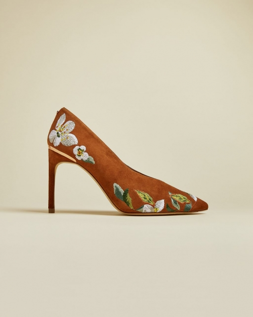 Ted Baker Printed Shoe Court