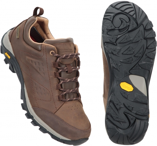 Mountain Warehouse Pioneer Extreme Womens Walking - Brown Shoes