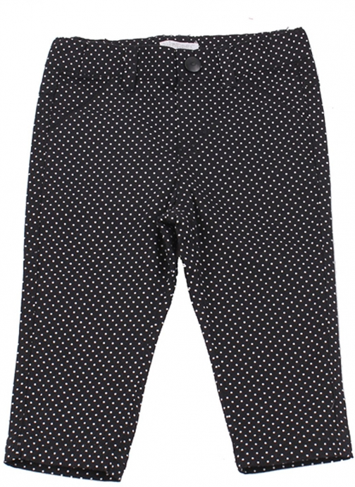 Minene Baby Girls Cotton Polkadot Trouser