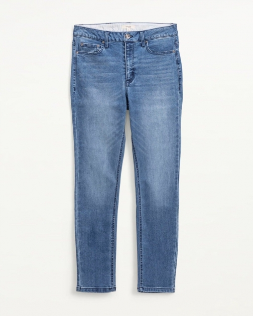 Oasis Eco High-Rise Skinny Jeans