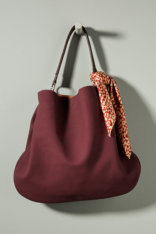 Anthropologie Kennedy Bag Tote
