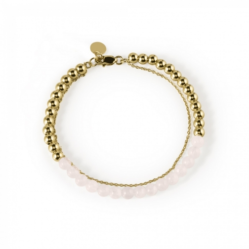 Oasis London A Flutter Gold Bracelet