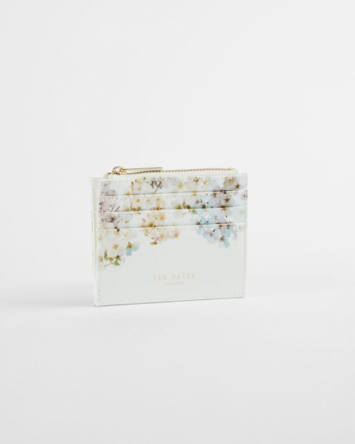Ted Baker Vanilla Coin And Card Holder