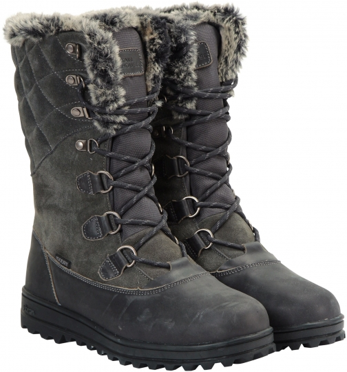 Mountain Warehouse Vostock Womens - Grey Snow Boot