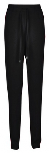 Dorothy Perkins Tall Black Plain Jogger