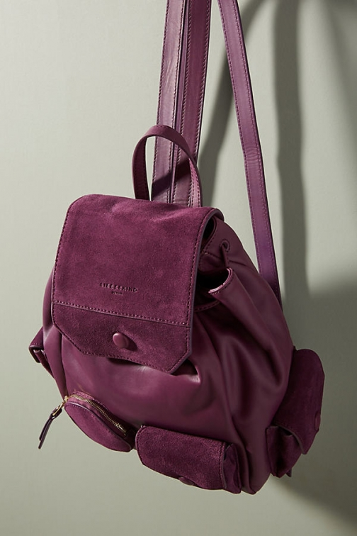 Anthropologie Liebeskind - Purple Backpack