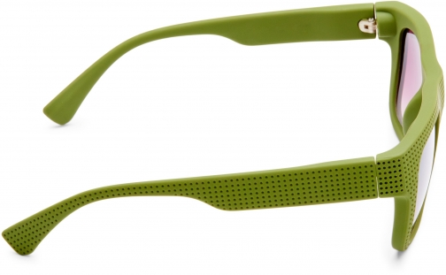 Steve Madden S5660 GREEN Sunglasses
