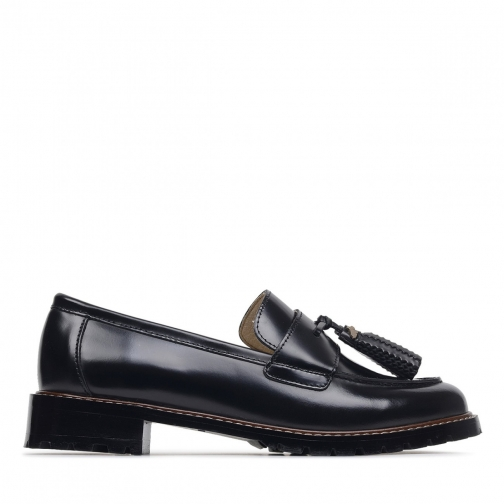 Radley Suffolk Lane Cleated Sole Loafer Shoes