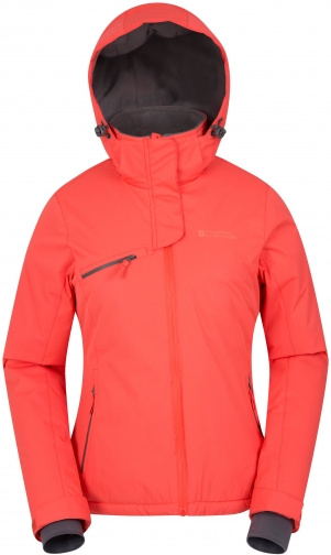 Mountain Warehouse Freestyle Womens Ski - Pink Jacket