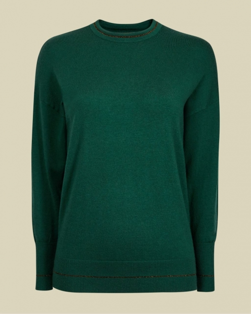 Ted Baker Knitted Round Neck Jumper