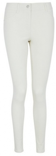Dorothy Perkins White Cord 'Frankie' Jeans
