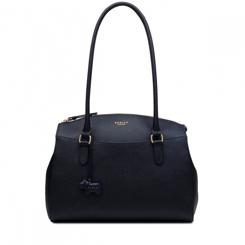 Radley Sandham Large Zip-Top Bag Tote