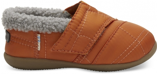 Toms Sunset Quilted Tiny TOMS House - Size UK8 / US9 Slipper