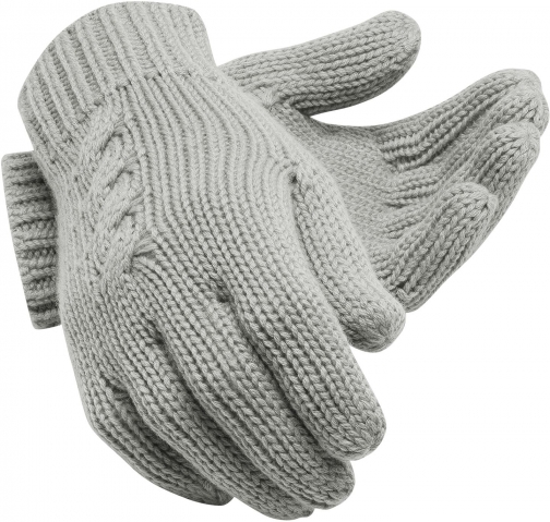 New Balance 93013 Women's Lux Knit - Grey (LAH93013AG) Glove
