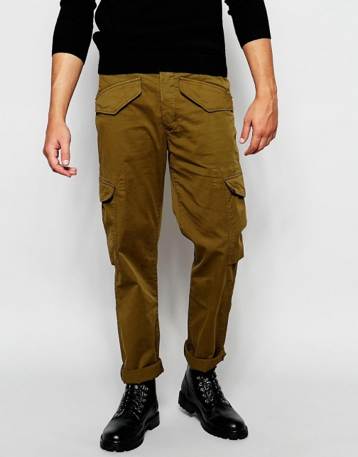 Ps By Paul Smith Paul Smith Cargo Pants Jeans