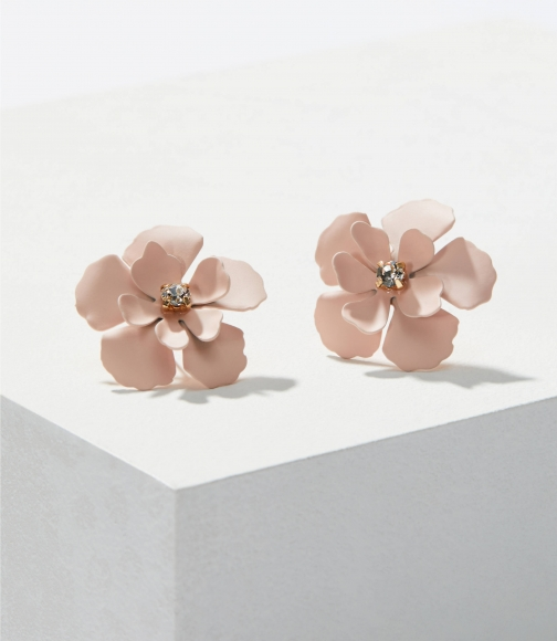 Loft Flower Stud Earring