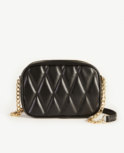Ann Taylor Quilted Crossbody Bag