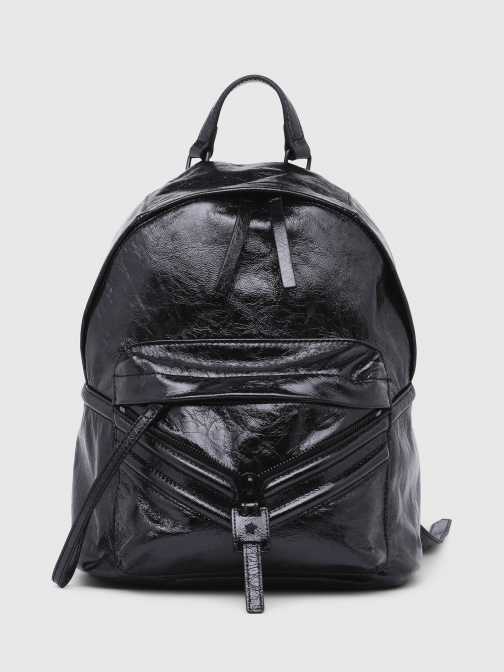 Diesel PR013 - Black Backpack