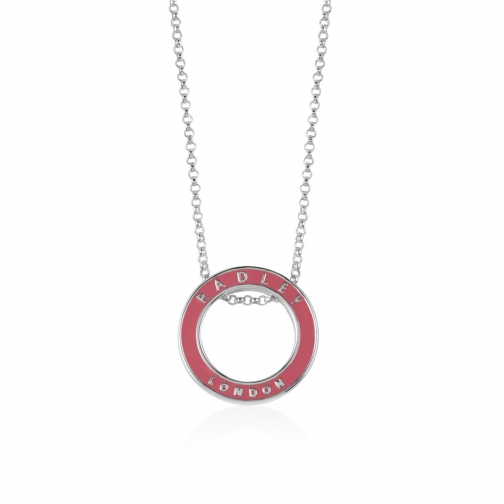 Radley London Esher Street Silver Necklace
