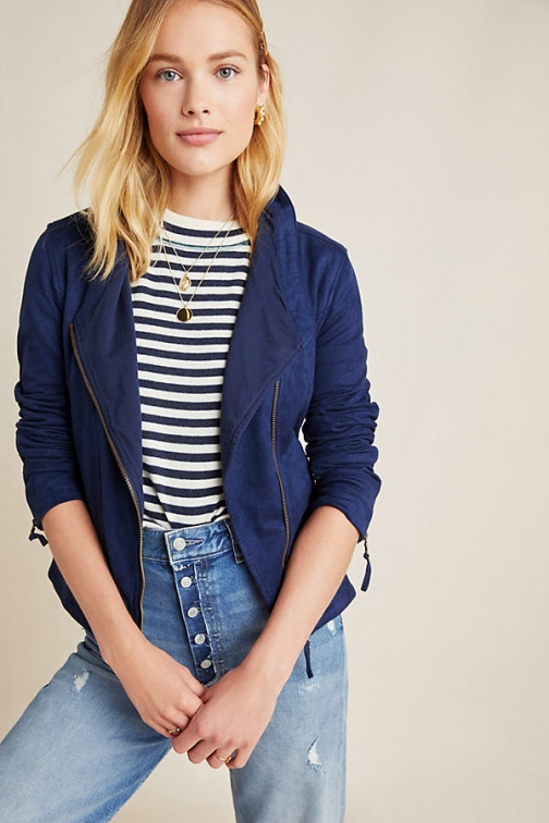 Marrakech French Terry Jacket