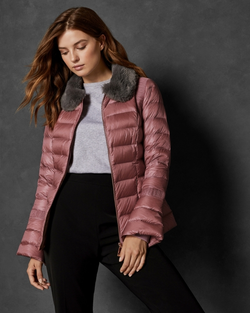Ted Baker Quilted Down Jacket