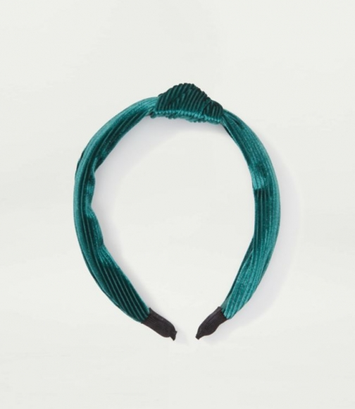 Loft Pleated Headband Headwear