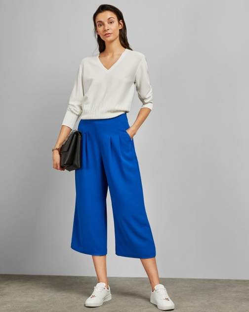 Ted Baker Pleated Culottes