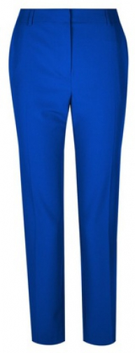 Dorothy Perkins Tall Cobalt Ankle Grazer Trousers Trouser