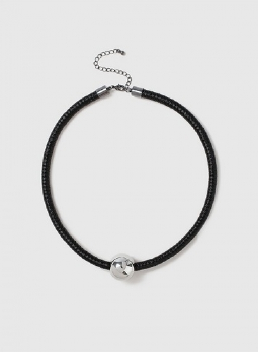 Dorothy Perkins Womens Ball - Black, Black Necklace