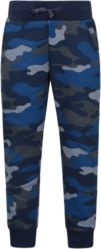 Mountain Warehouse Athletic Printed Kids - Blue Jogger