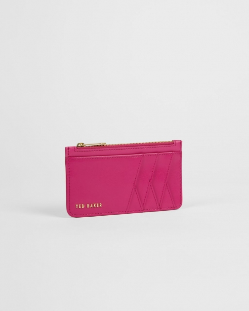 Ted Baker Smooth Zipped Card Holder