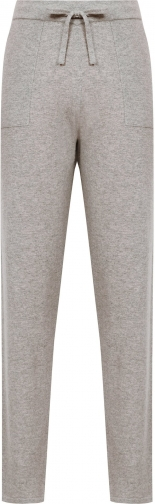 Reiss Tracy - Wool Blend Knitted Grey, Womens, Size S Jogger