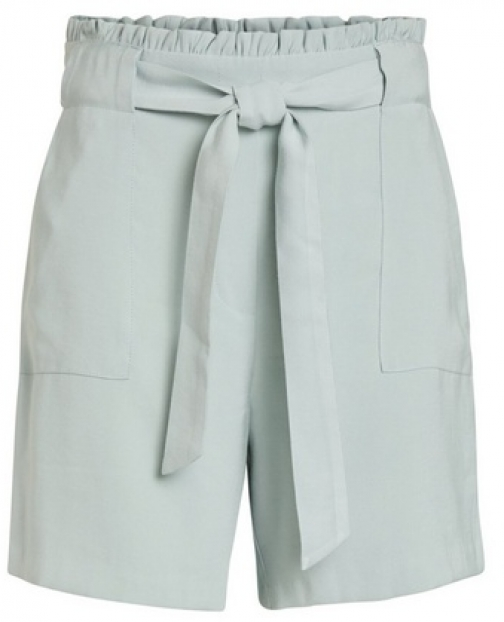 Dorothy Perkins Turquoise Paperbag Short