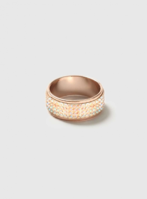 Dorothy Perkins Womens Peach Jelly Tot - Pink Ring