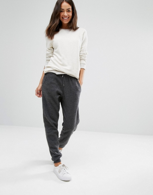 New Look Brushed Track Pants Fleece