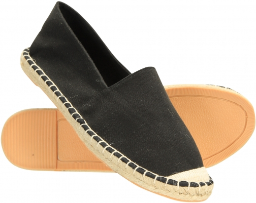 Mountain Warehouse St. Ives Womens - Black Espadrille