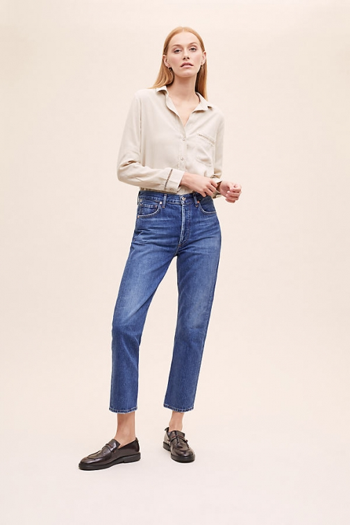 Citizens Of Humanity High-Rise Charlotte Jeans