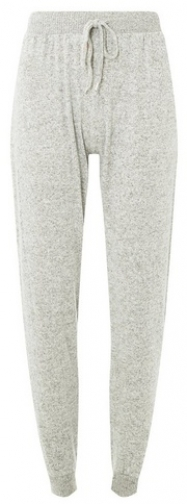 Dorothy Perkins Womens Grey Cosy Joggers- Grey, Grey Athletic Pant