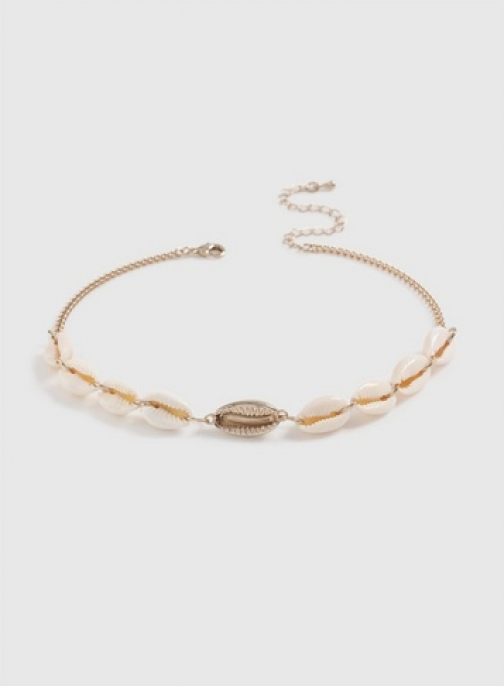 Dorothy Perkins Shell Necklace Chokers